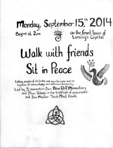 Sept 15 Walk Sit Flyer